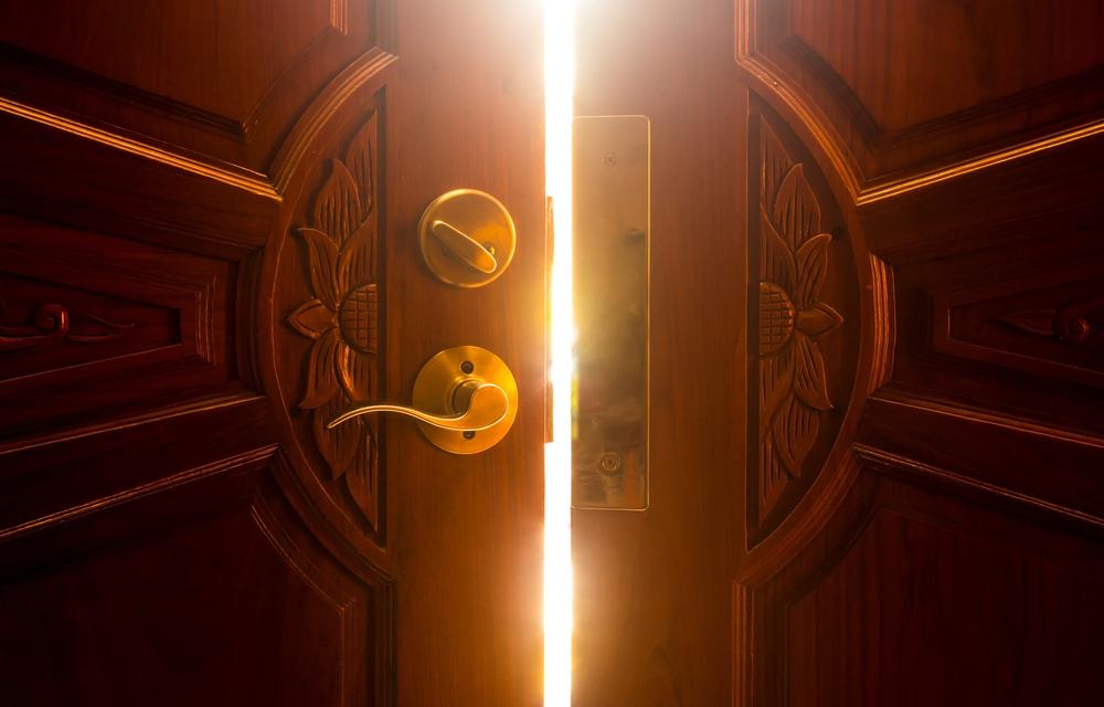扉をあけた、その先に